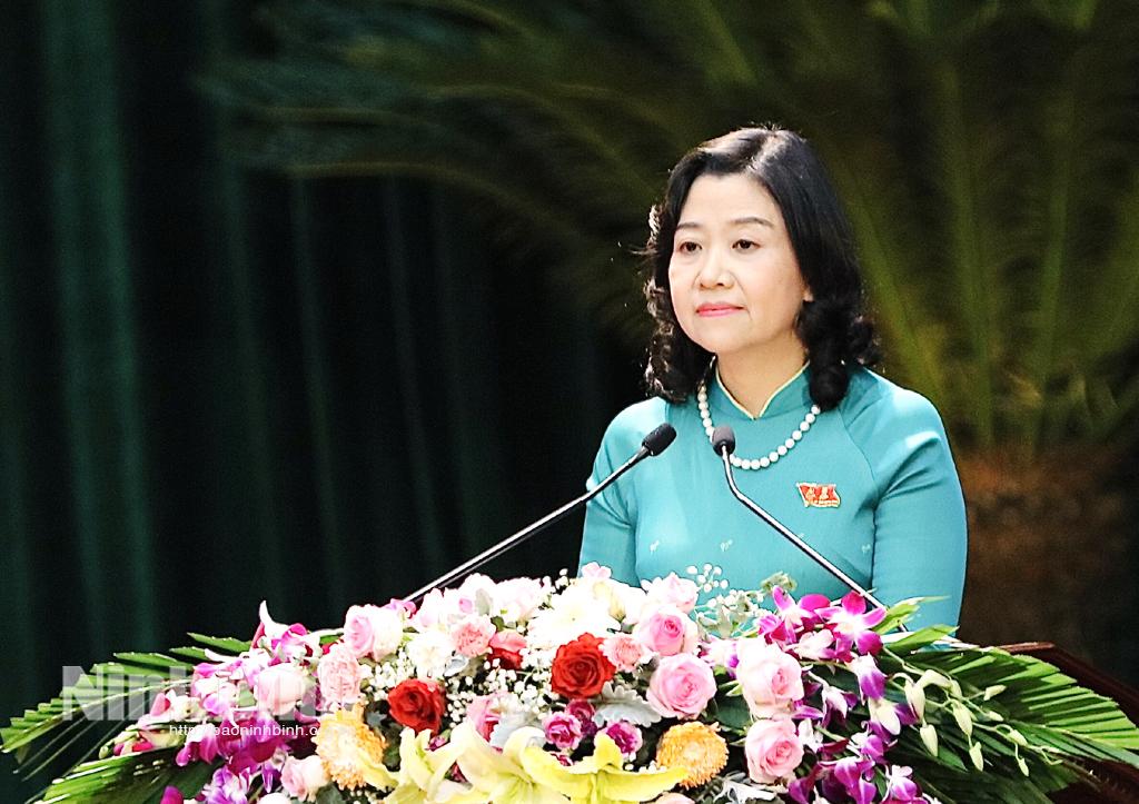 Đại hội đại biểu Đảng bộ tỉnh lần thứ XXII thành công tốt đẹp