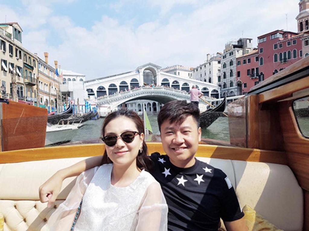 Hình ảnh cuộc sống thường ngày của nữ MC xinh đẹp Đài truyền hình Việt Nam