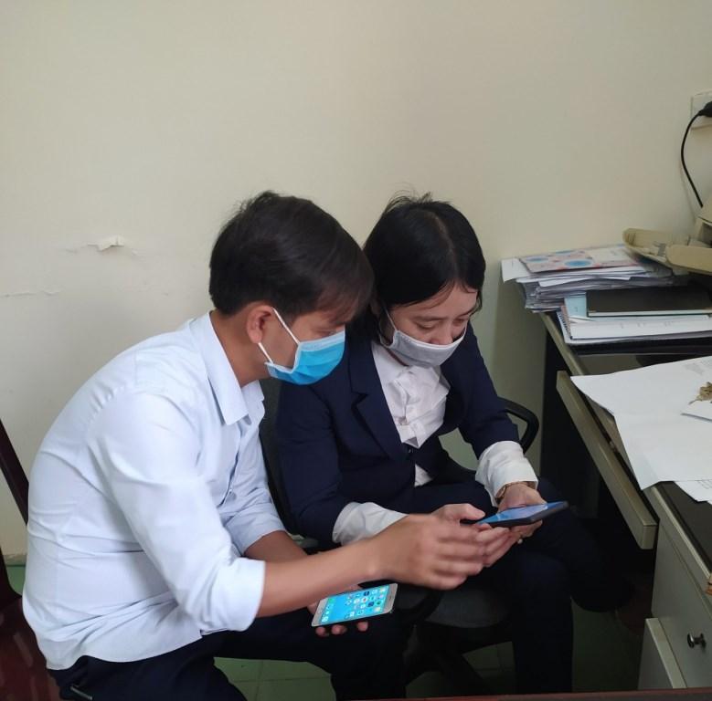 Cài đặt ứng dụng Bluezone phục vụ công tác phòng chống dịch bệnh Covid19