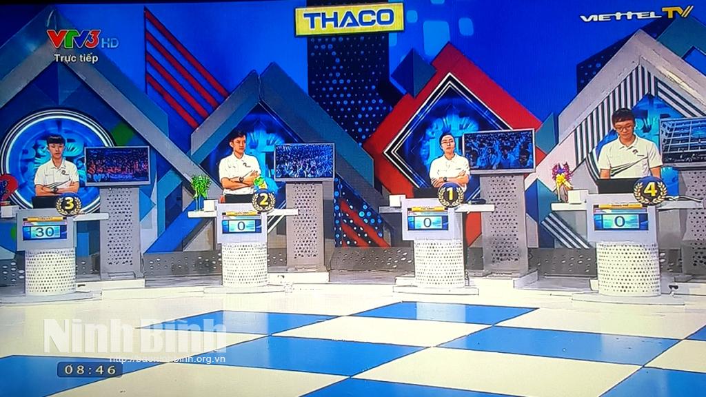 Nguyễn Thị Thu Hằng vô địch Đường lên đỉnh Olympia năm 2020