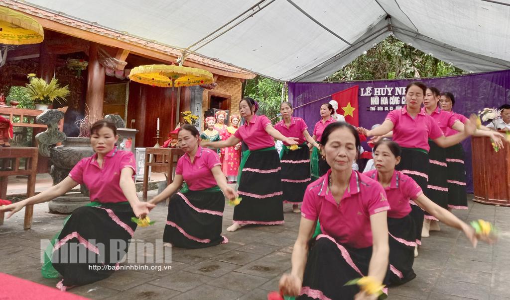 Lễ hội văn hóa truyền thống đền Thượng Thái Sơn