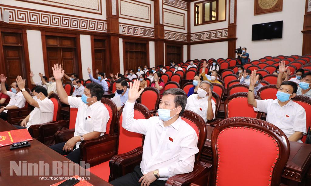 Khai mạc kỳ họp thứ 24 HĐND tỉnh khóa XIV