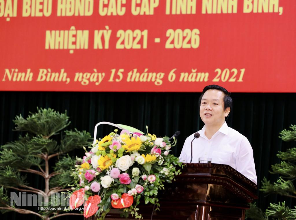 Tổng kết công tác bầu cử đại biểu Quốc hội khóa XV và đại biểu HĐND các cấp nhiệm kỳ 20212026