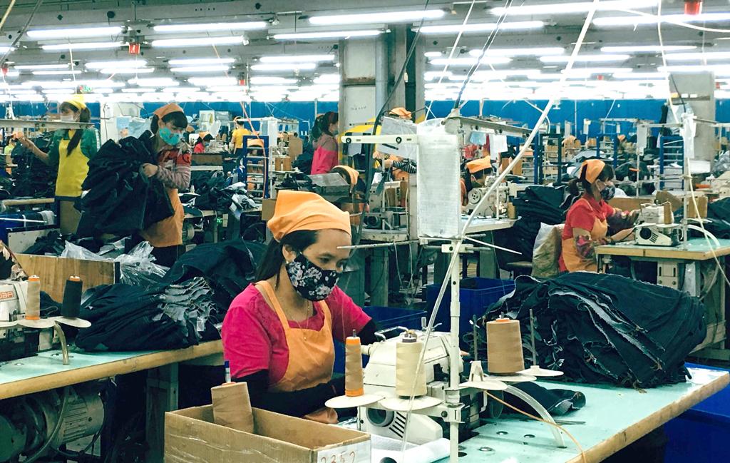 Tiếp tục hỗ trợ doanh nghiệp góp phần ổn định đời sống cho người lao động