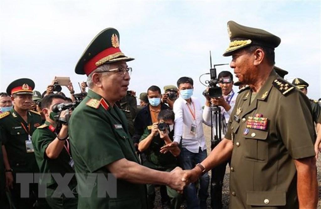 Campuchia kỷ niệm 43 năm hành trình đánh đổ chế độ diệt chủng Pol Pot