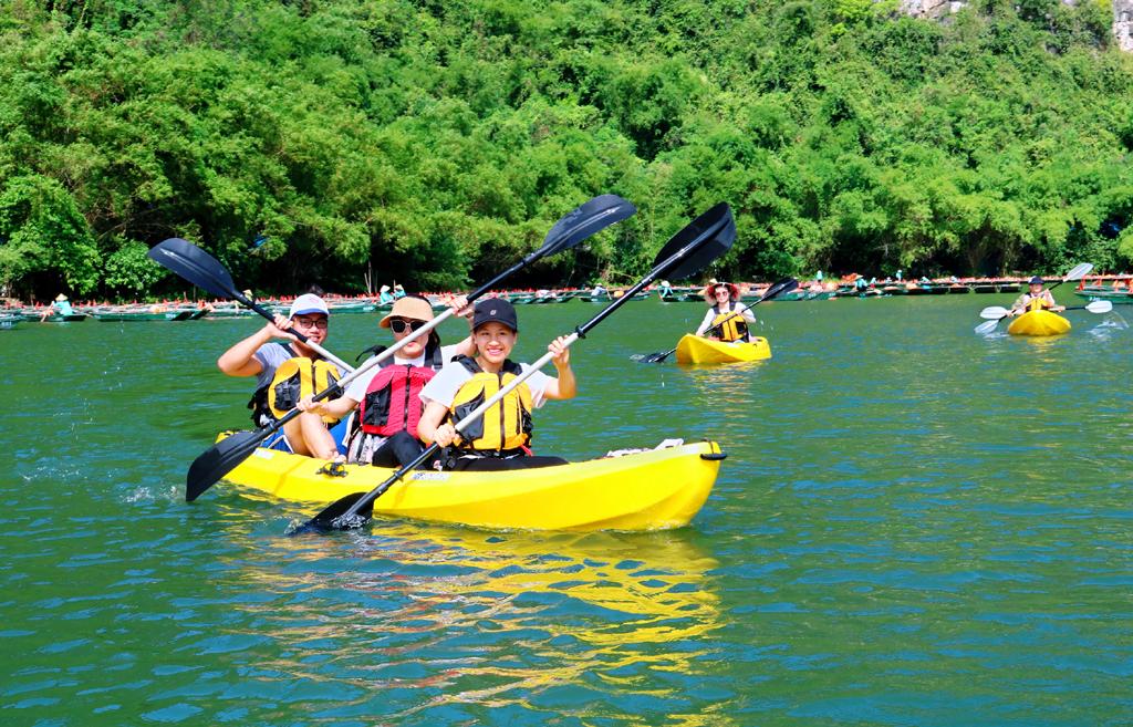 Du lịch Ninh Bình tăng cường