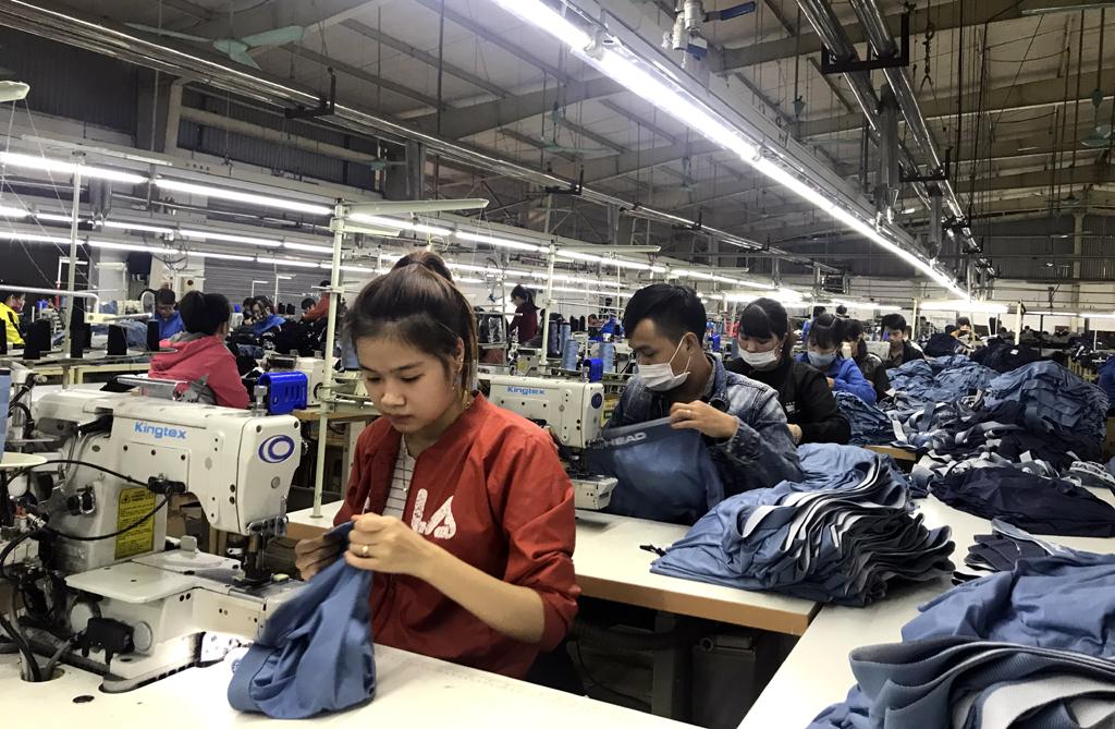 Yên Mô triển khai hiệu quả các giải pháp phát triển công nghiệp - tiểu thủ công nghiệp