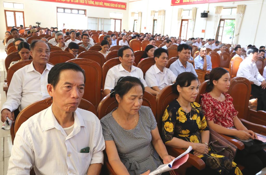 Đại hội biểu dương các mô hình học tập tiêu biểu huyện Kim Sơn giai đoạn 2016-2020
