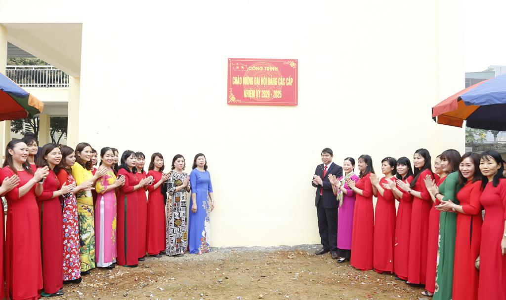 Đẩy mạnh triển khai chương trình hành động cách mạng chào mừng Đại hội Đảng bộ tỉnh lần thứ XXII