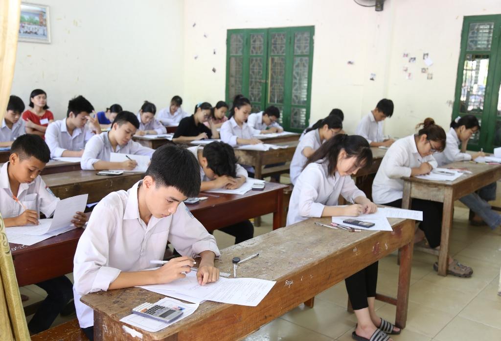 Có 20 thí sinh vắng mặt môn Toán, kỳ thi tuyển sinh lớp 10 THPT 2020-2021