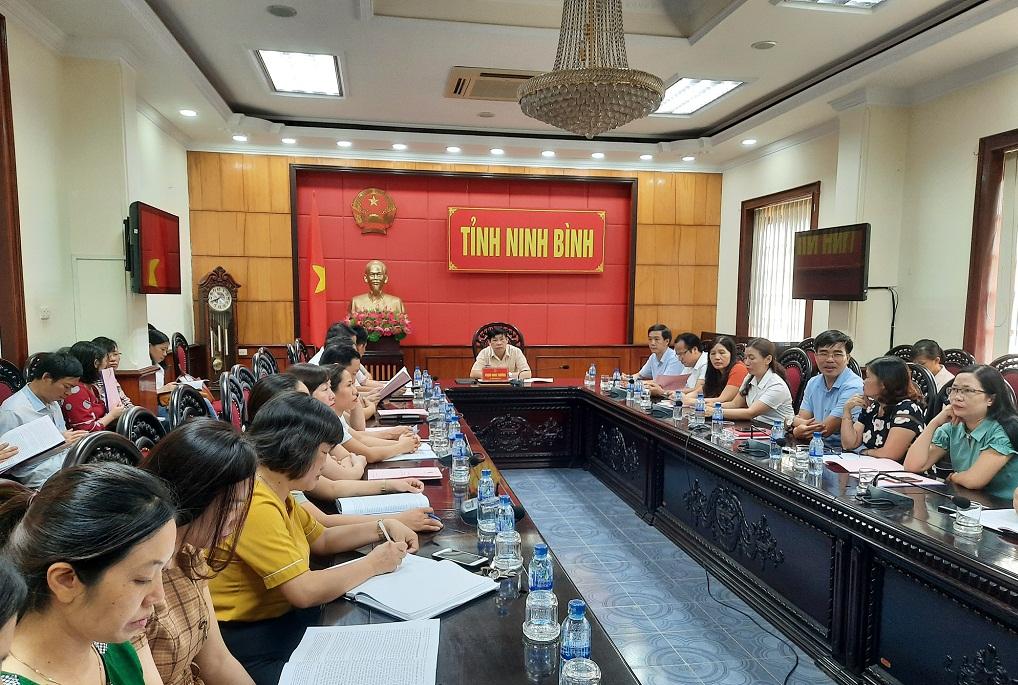 Hội nghị trực tuyến toàn quốc sơ kết công tác tư pháp 6 tháng đầu năm 2020