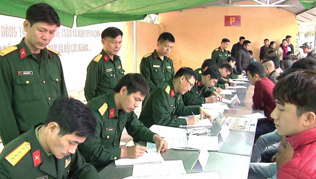Đảng ủy Quân sự thành phố Ninh Bình, mỗi ngày thực hiện một lời Bác Hồ dạy