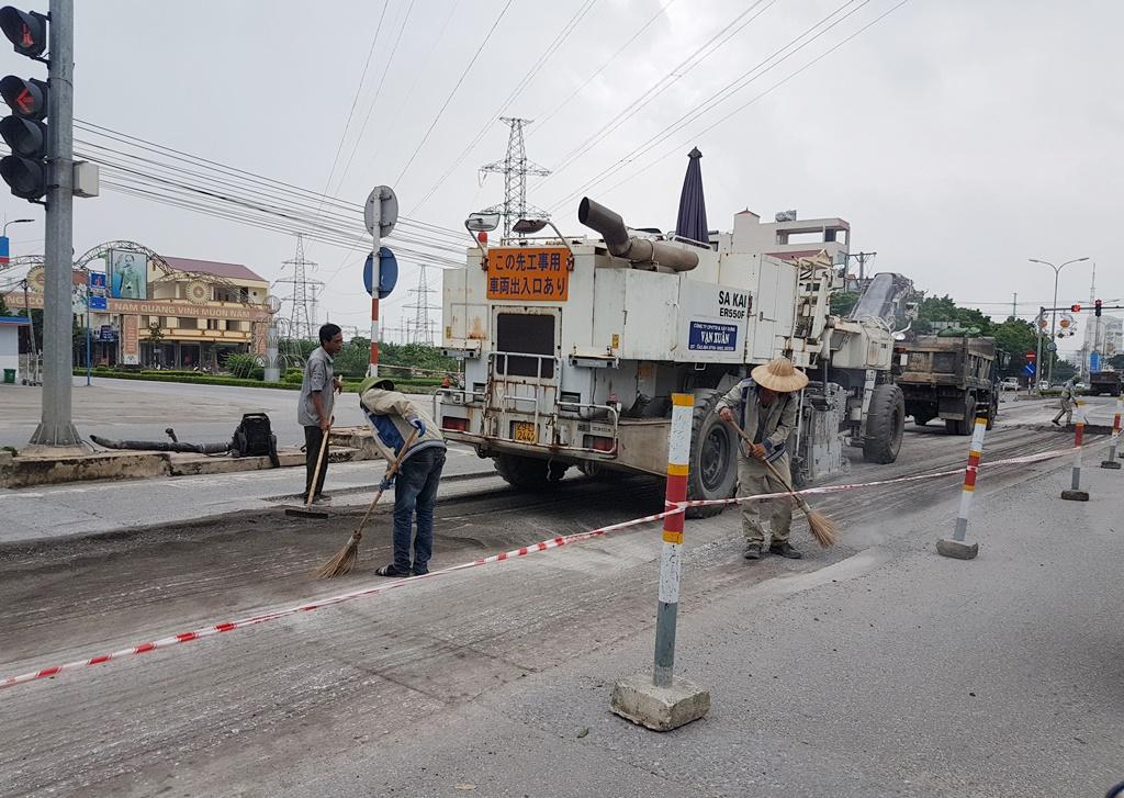 Tăng cường công tác quản lý kết cấu hạ tầng giao thông đường bộ