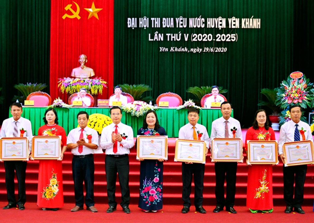 Yên Khánh: Lan tỏa các phong trào thi đua yêu nước