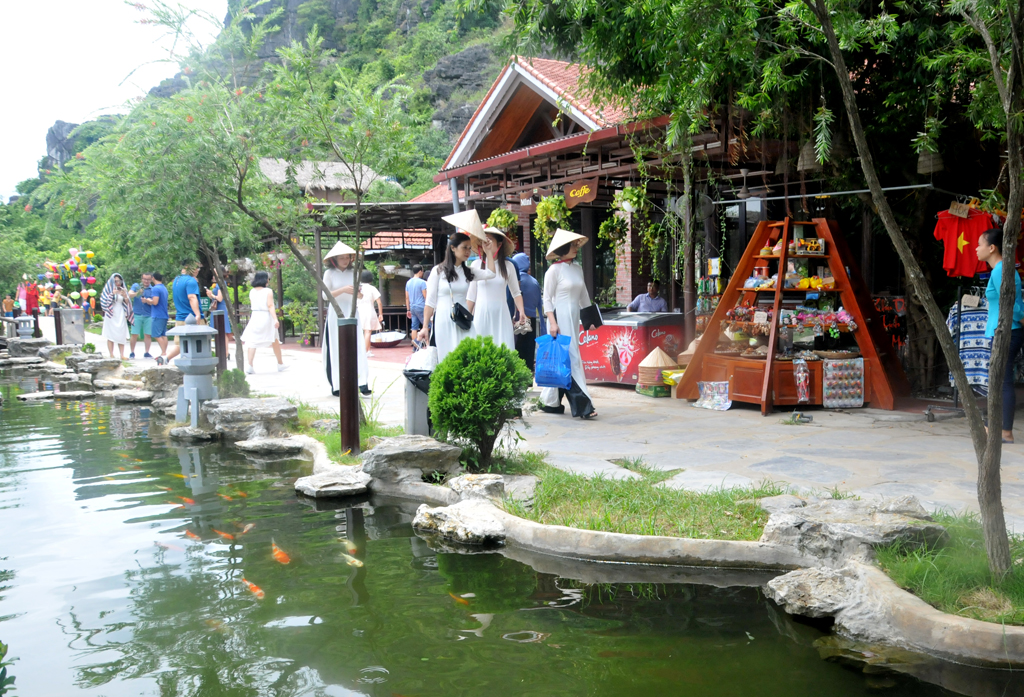 Xu hướng du lịch sinh thái tại Ninh Bình