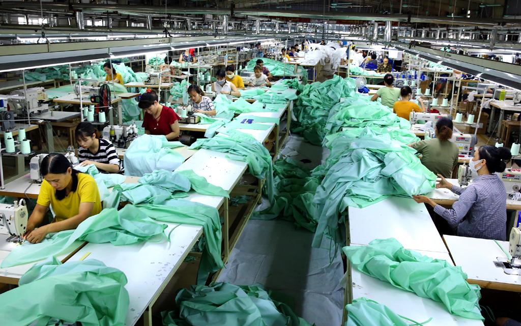 Thị trường lao động được cải thiện