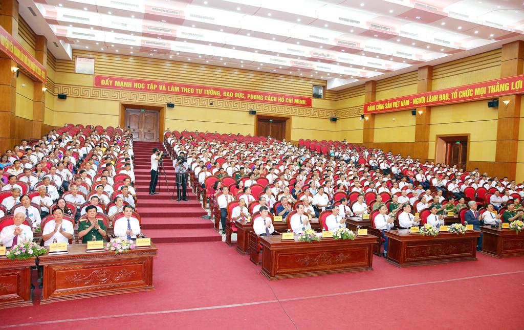 Khai mạc Đại hội đại biểu Đảng bộ huyện Yên Khánh lần thứ XXIV, nhiệm kỳ 2020 - 2025