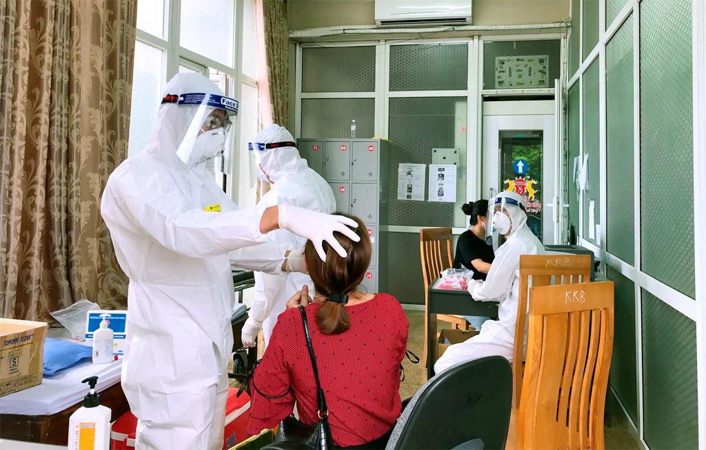 Nỗ lực phòng, chống dịch bệnh COVID-19