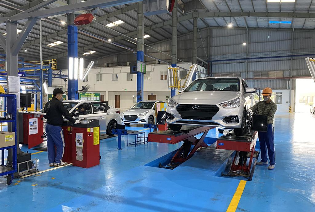 Nỗ lực đảm bảo mục tiêu tăng trưởng công nghiệp trong năm 2020