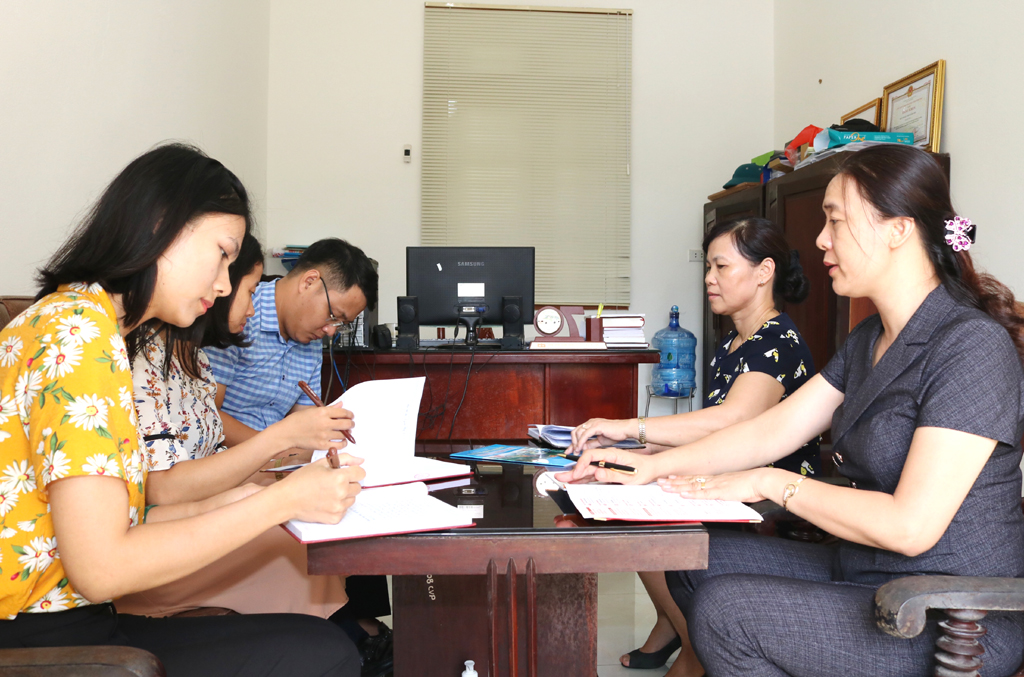 Ban Tuyên giáo Huyện ủy Kim Sơn từng bước đổi mới phương thức hoạt động