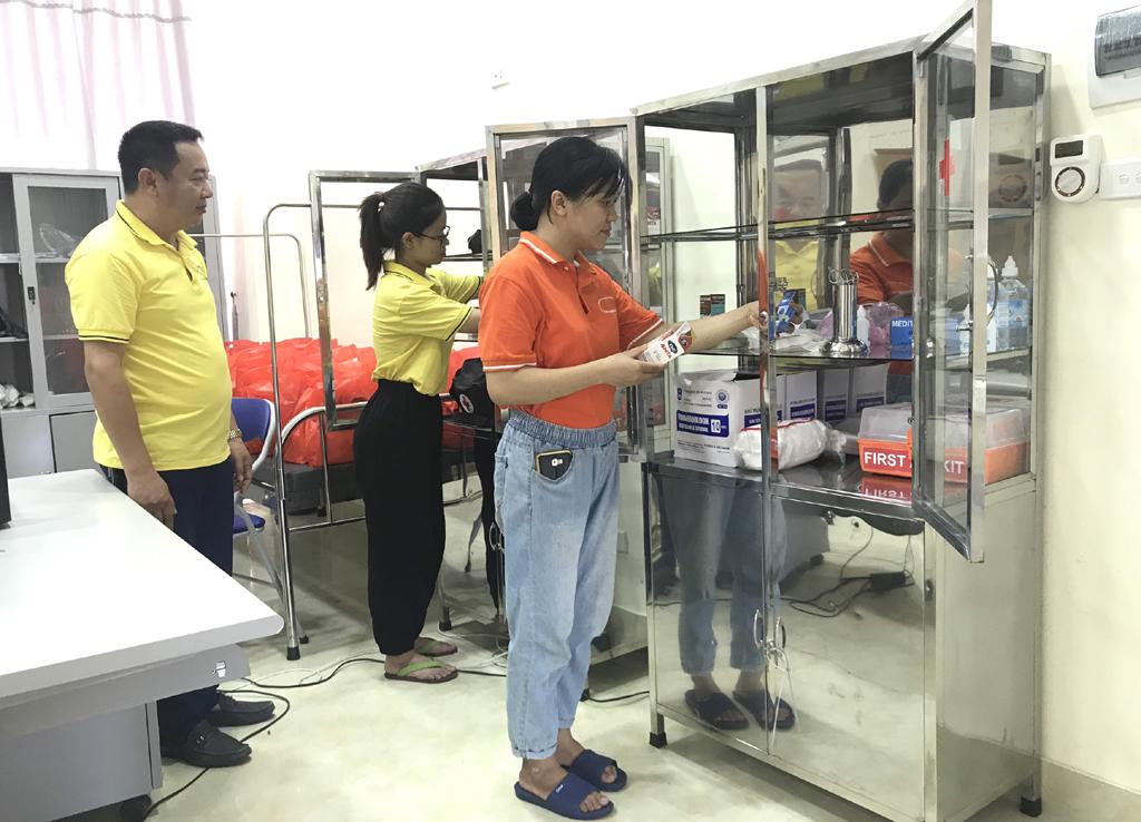 Trung tâm Điều dưỡng người có công tỉnh Ninh Bình: Sẵn sàng đón tiếp đối tượng