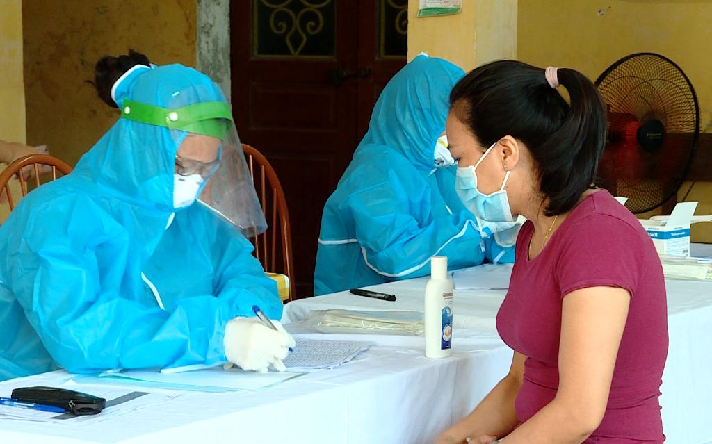 Ninh Bình quản lý, giám sát chặt các trường hợp về từ Đà Nẵng