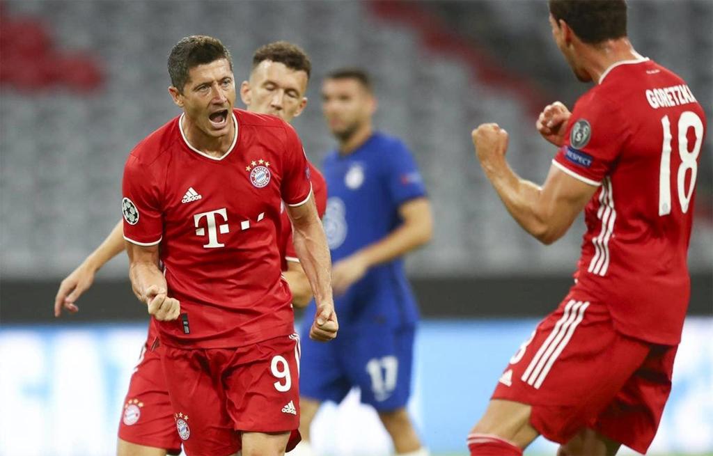 Bayern hiên ngang vào tứ kết Champions League với tổng tỷ số 7-1