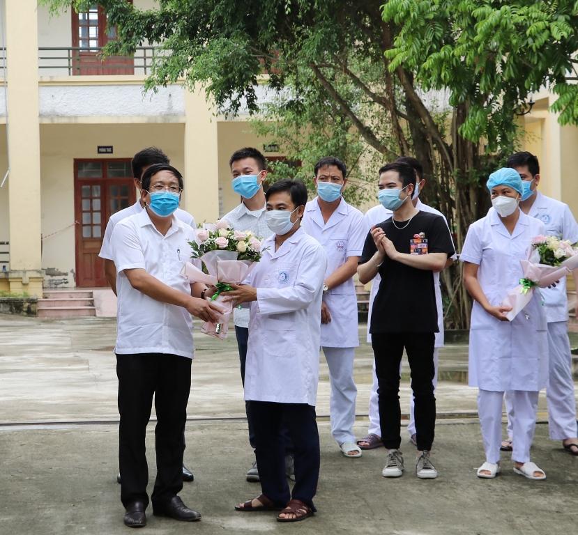 Thêm 2 bệnh nhân xuất viện, Ninh Bình còn 5 bệnh nhân COVID-19 đang điều trị