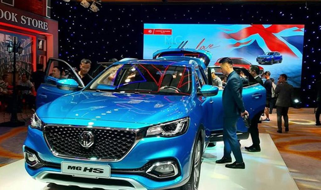 Thương hiệu xe ôtô Anh quốc MG chính thức ra mắt thị trường Việt Nam