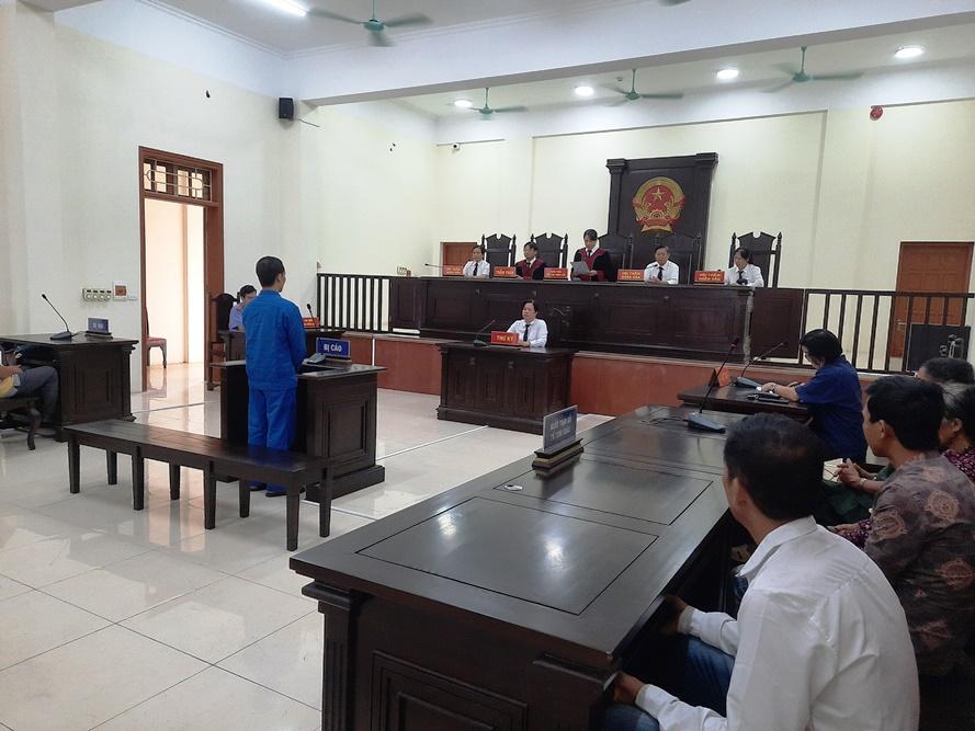 Bản án thích đáng cho hành xử ngông cuồng, bất chấp pháp luật