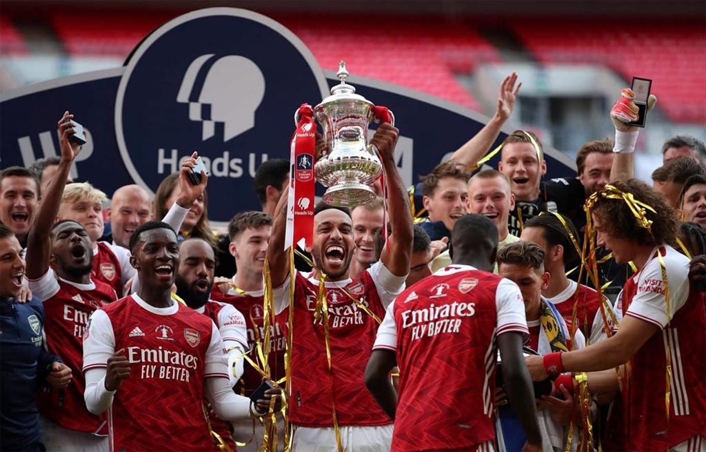 Ngược dòng hạ Chelsea, Arsenal giành chức vô địch FA Cup