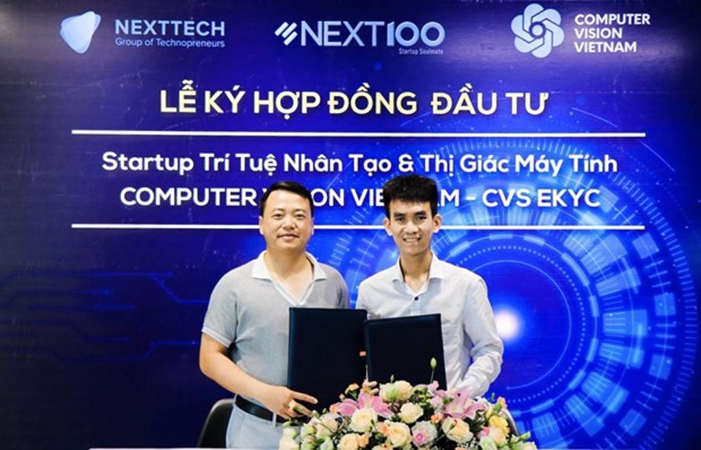 Startup trí tuệ nhân tạo Việt được NextTech đầu tư hơn 11 tỷ đồng