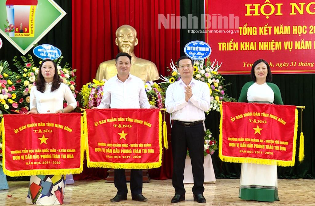 Yên Khánh chung tay xây dựng xã hội học tập
