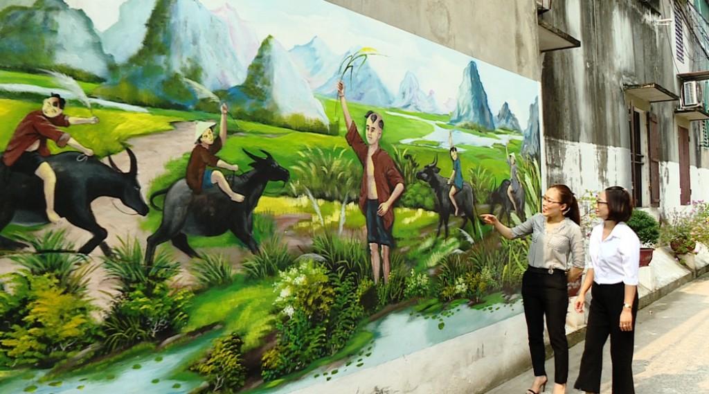 Hội Phụ nữ huyện Hoa Lư, thi đua để góp phần phát triển du lịch