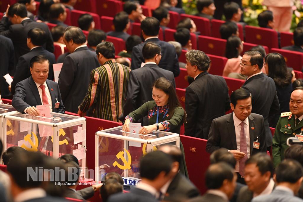 Đồng chí Bí thư Tỉnh ủy Nguyễn Thị Thu Hà trúng cử Ủy viên chính thức Ban Chấp hành Trung ương Đảng khóa XIII