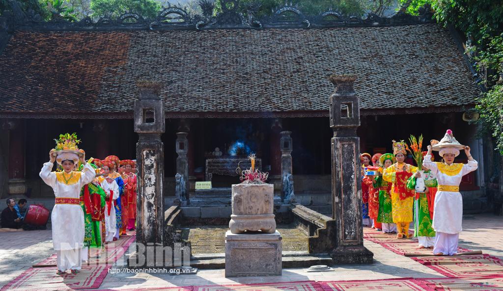 Trường Yên sẵn sàng phục vụ Lễ khai mạc Năm Du lịch Quốc gia - Lễ hội Hoa Lư 2021