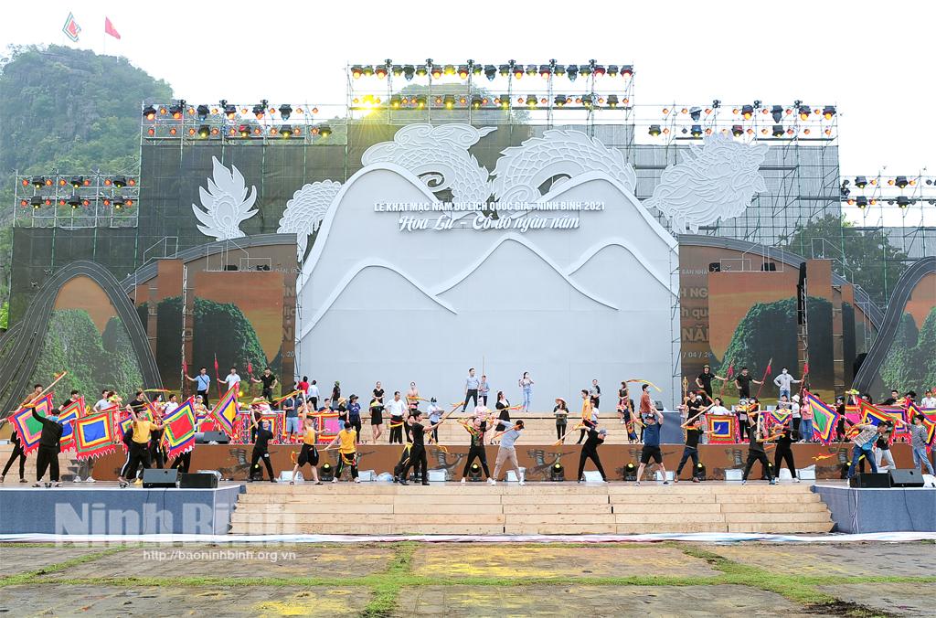 Ninh Bình đã sẵn sàng cho Lễ khai mạc Năm Du lịch quốc gia 2021
