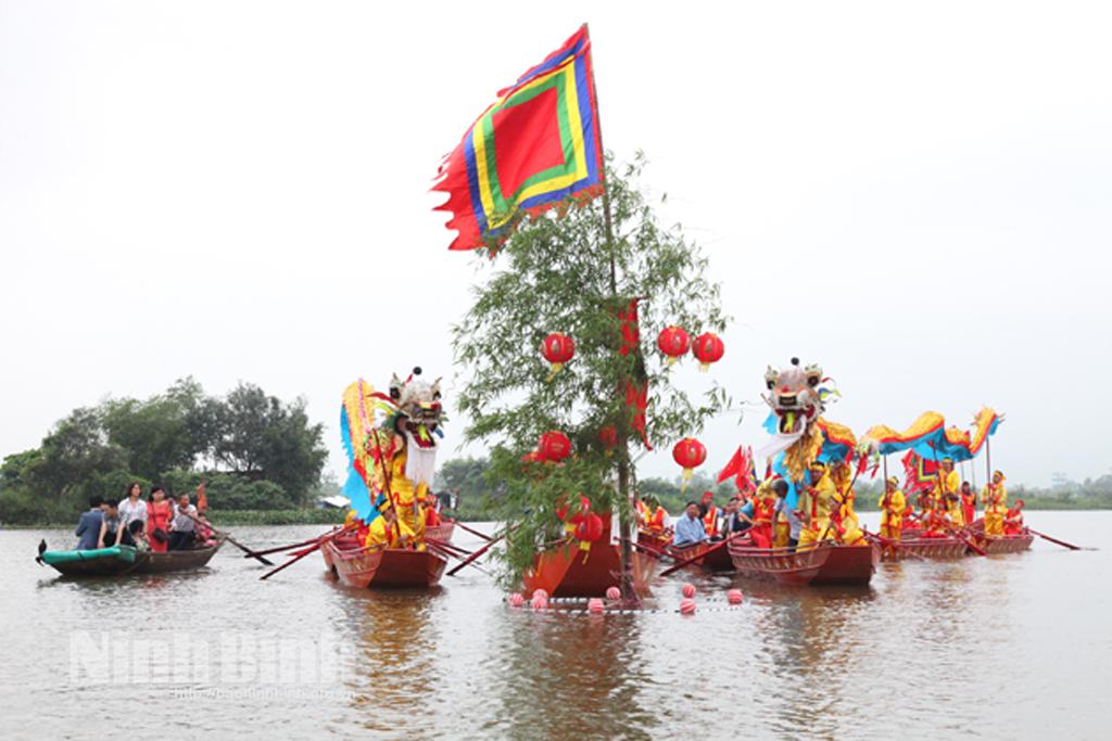 Ninh Bình - vùng đất giàu tài nguyên du lịch