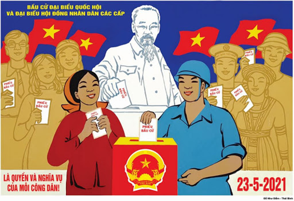 Chương trình hành động của các ứng cử viên đại biểu HĐND tỉnh khóa XV, nhiệm kỳ 2021 - 2026 đơn vị bầu cử số 6
