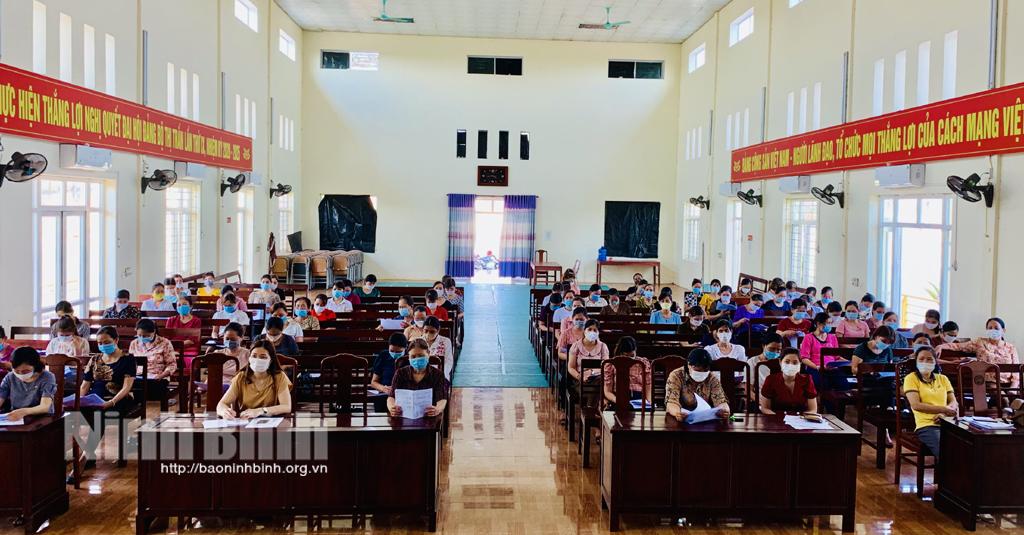 Hội nghị tuyên truyền về bầu cử đại biểu Quốc hội khóa XV và đại biểu HĐND các cấp nhiệm kỳ 2021-2026