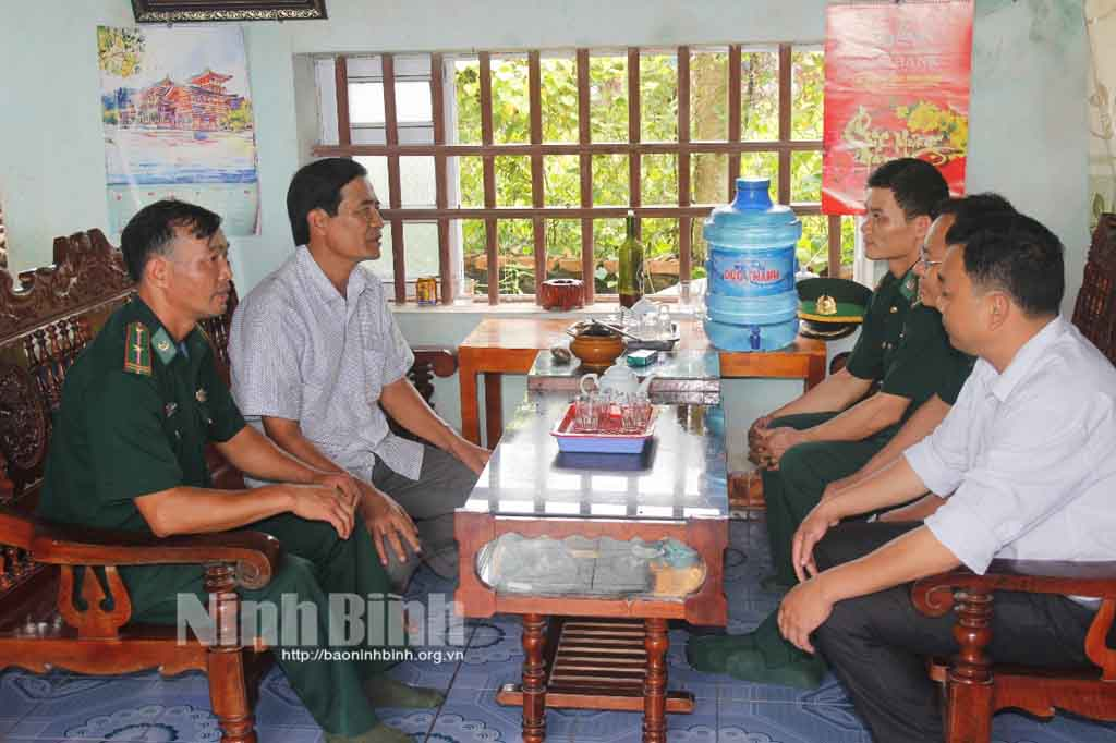 Bộ đội Biên phòng tỉnh tích cực chuẩn bị cho cuộc bầu cử