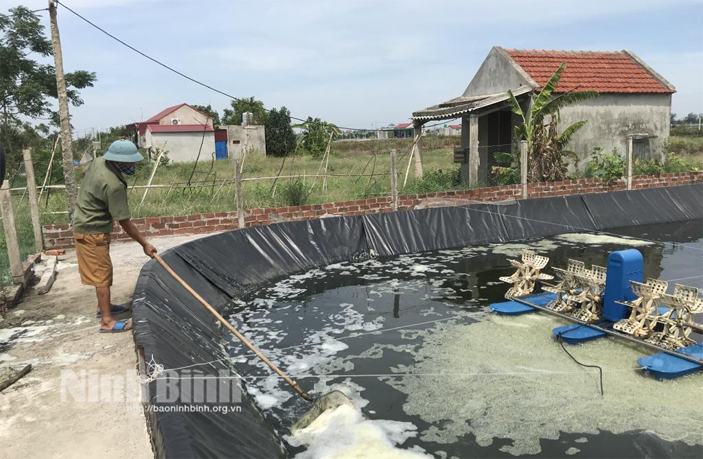 Tín dụng chính sách phát huy hiệu quả tại huyện miền biển Kim Sơn