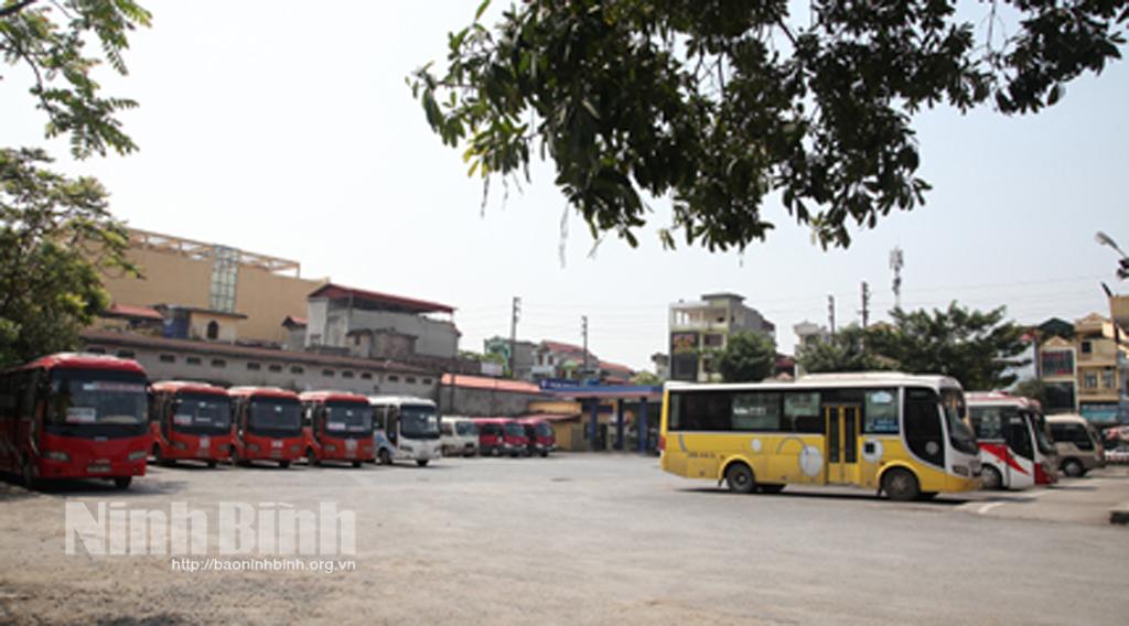Từ 0h ngày 7/7 tạm dừng hoạt động vận tải hành khách đi, đến các tỉnh, thành phố đang có dịch