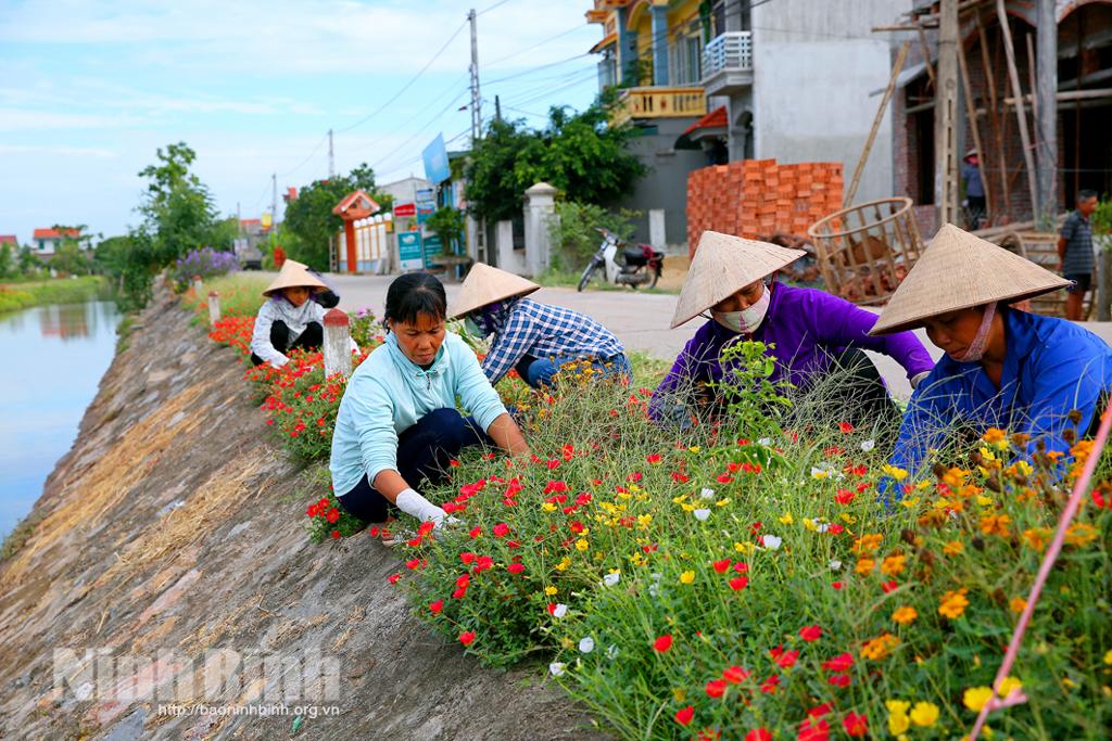 Phụ nữ Yên Khánh chung sức xây dựng quê hương giàu đẹp, văn minh