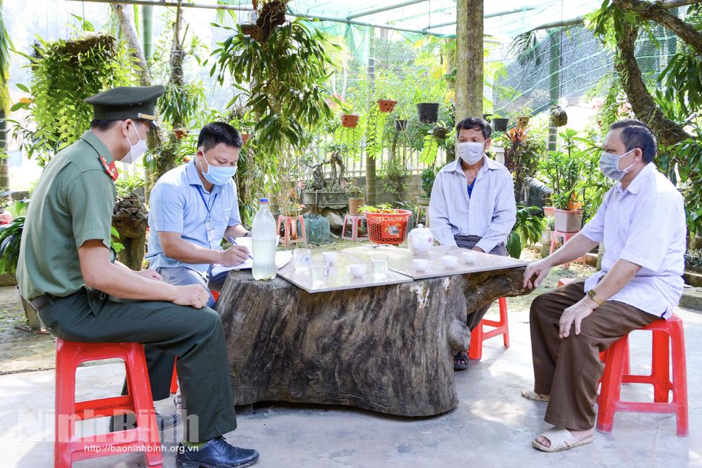 Cúc Phương, đẩy mạnh tuyên truyền phòng, chống dịch COVID-19 vùng đồng bào dân tộc