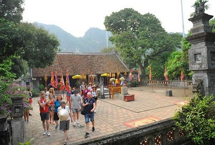 Vietnam welcomes 11.6 million foreign tourists in nine months