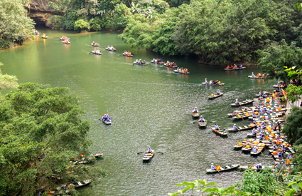 Ninh Binh welcomes nearly 2 million visitors in first two months