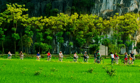 Ninh Binh's tourism income rises over 16 percent in Q1