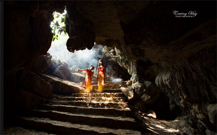 It's time for cave tourism in Ninh Binh