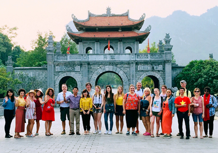 Foreign arrivals to Ninh Binh surge 30.8% in January